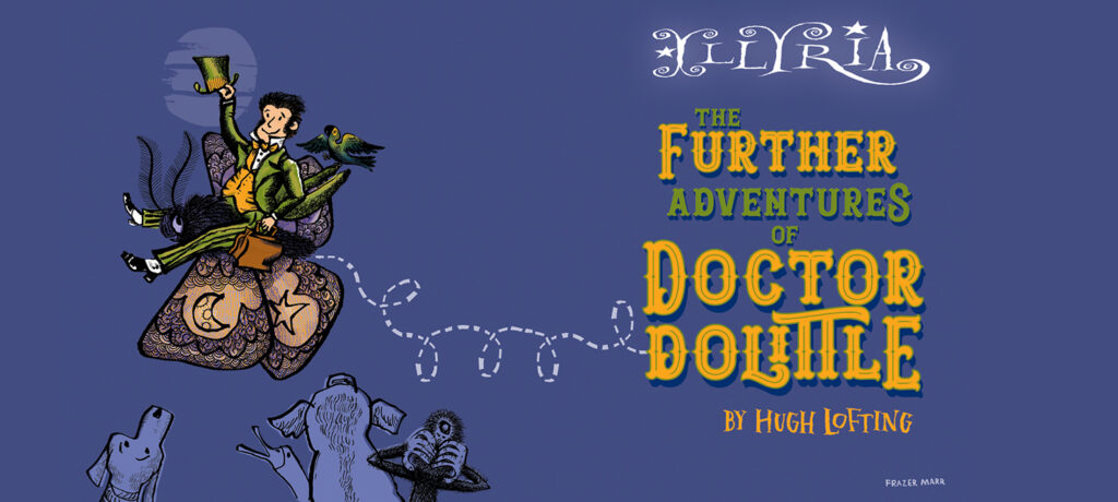 The Further Adventures of Dr Dolittle at Wollaton Hall