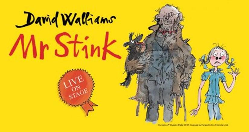 Mr Stink by David Walliams at Wollaton Hall